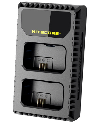 Nitecore USN1 double charger