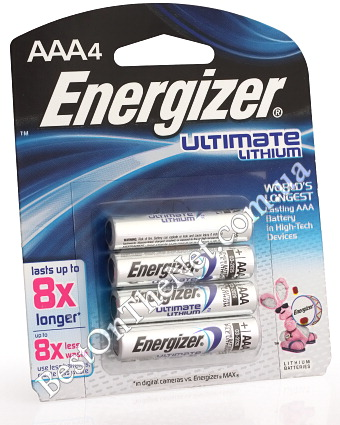 Energizer Ultimate Lithium AAA