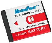 MaximalPower NP-FT1 1000mAh