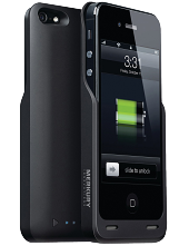 Merkury Innovation PowerCase for iPhone 5/5S 2000mAh